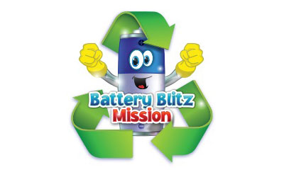 Earth Rangers' Battery Blitz Contest