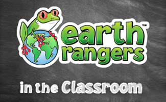 Earth Rangers in the Classroom