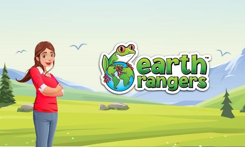 The *Brand New* Earth Rangers Podcast: A wildly entertaining exploration into nature's biggest mysteries
