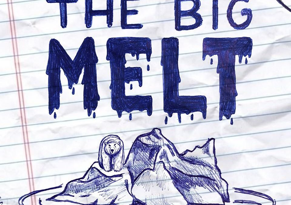 "Earth Rangers launches ""The Big Melt"" climate change podcast for Canada's youth"