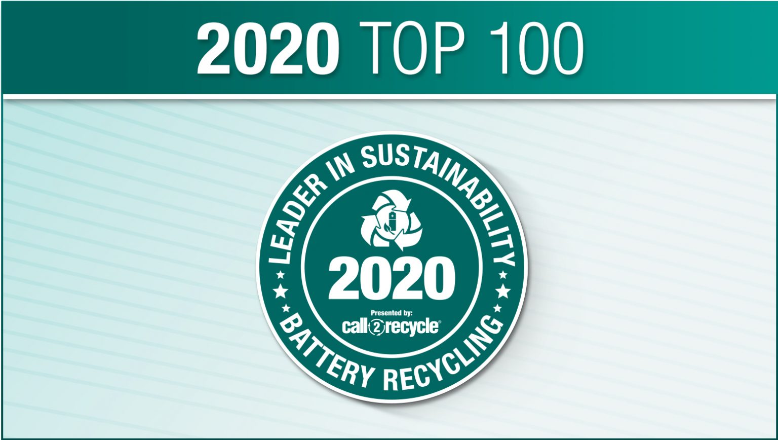 Leader in Sustainability Certificate