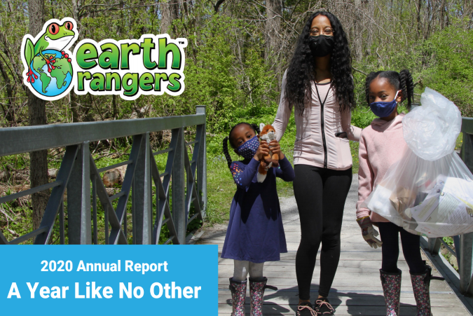 Annual Report 2020: A year like no other