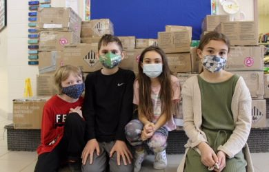 Earth Rangers Battery Blitz Contest Leads To Record-Breaking Year